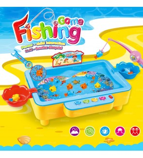 Fishing Game Board Game Multi-function Diaoyutai Family and Friends