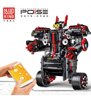 宇星模王积木 Mould King 13028 2.4Ghz Remote Control RC Bricks Block Mould King Team