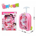 My Clinic Girls Toys Pretend Play Cartoon Doctor Play Set
