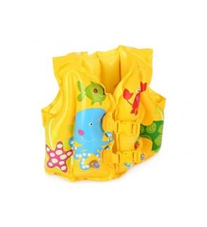 Intex Inflatable Kids Vest Fun Fish IT 59661NP Swim Ring Float Safe Swimming
