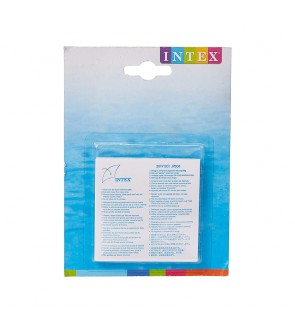 Intex clear repair patches for Inflatable Toys Floats and Swimming Pool IT 59631NP