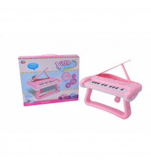 Little Pianist Musical Fun Electronic Piano Keyboard (PINK)