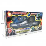 DX Keman Ridar Wizard 2-in-1 Weapon Mode with Light & Sound