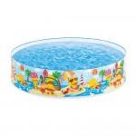Intex Duckling Snapset Pool Kids 4ft x 10in IT 58477NP