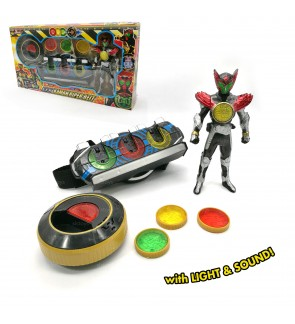 Keman Ridar OOO Henshin Transform Belt TaToBa Coins