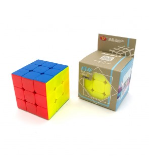 Rubic Cube Magic Rubik Cube Educational Intellect 3x3 Borderless Mind Exercise