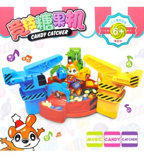 Battery Operated Candy Catcher Claw Machine Crane Multiplayer